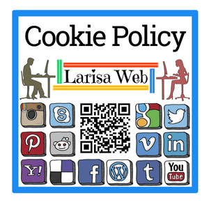 Cookie Policy Larisa Web Services