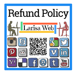 Refund Policy Larisa Web
