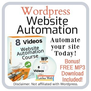 Wordpress Website Automation Training Course